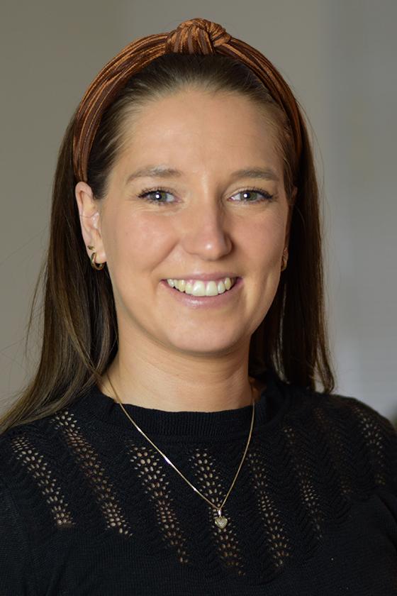 Louise Meyer Larsen - tegnsprogstolk i TETO.nu