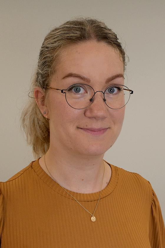 Maise Stenberg Nøhr - tegnsprogstolk i TETO.nu