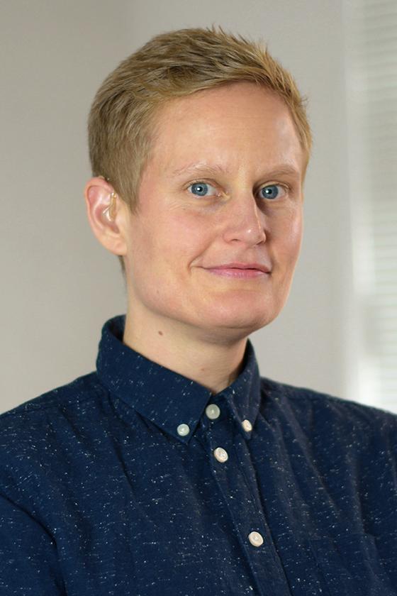 Britt Nøhr Pedersen - administrativ medarbejder i TETO.nu
