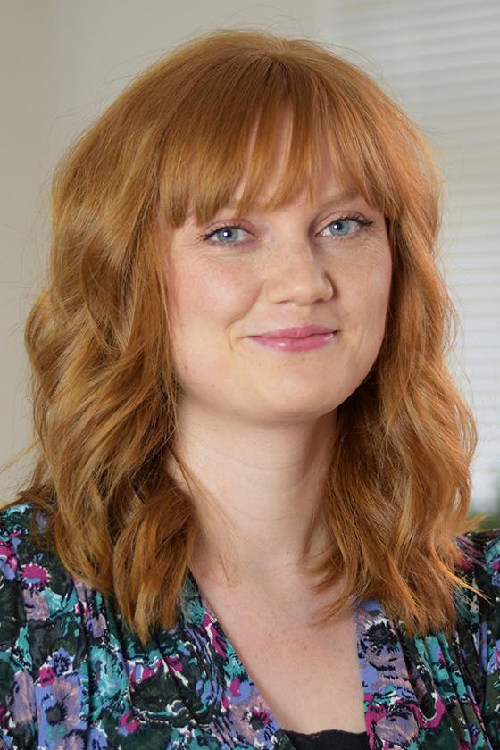 Emilie Lykfeldt - tegnsprogstolk og markedsføringsansvarlig i TETO.nu