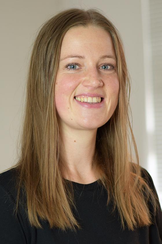Henriette Kæstel - tegnsprogstolk i TETO.nu