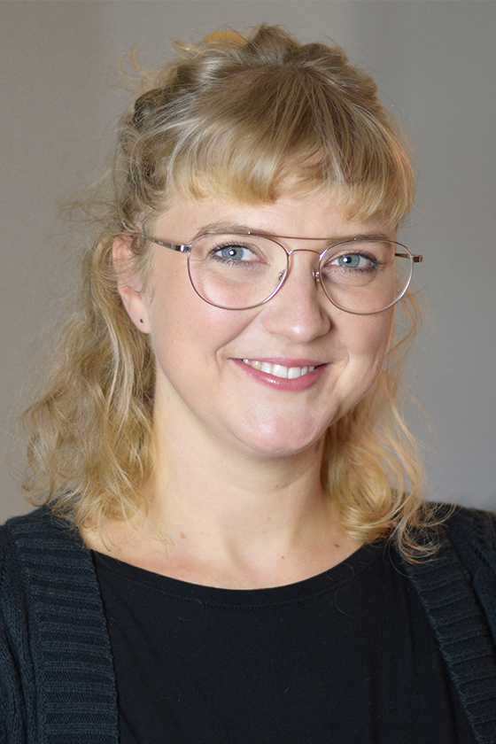 Ida Lund - tegnsprogstolk i TETO.nu