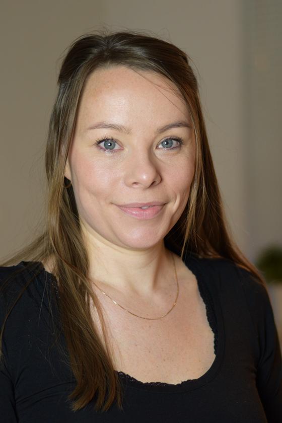 Katrine Algreen-Gomez - tegnsprogstolk i TETO.nu