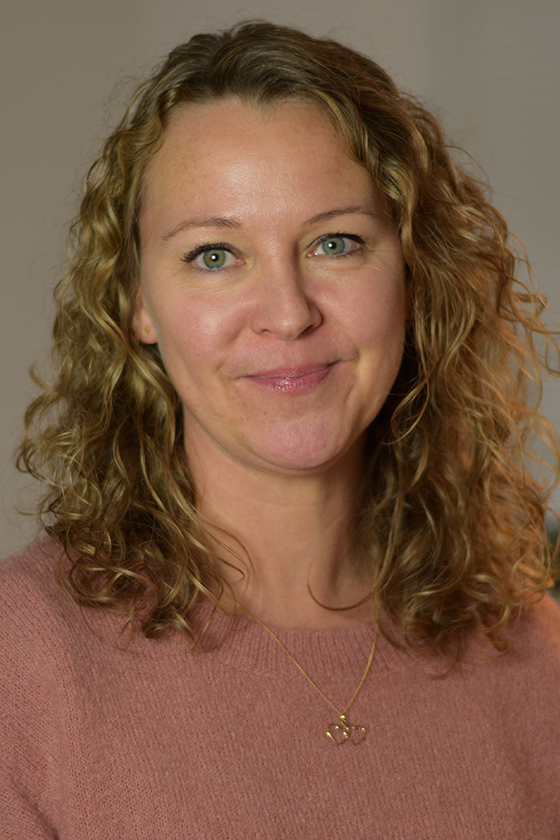 Marie Skovdal-Olsen - tegnsprogstolk i TETO.nu