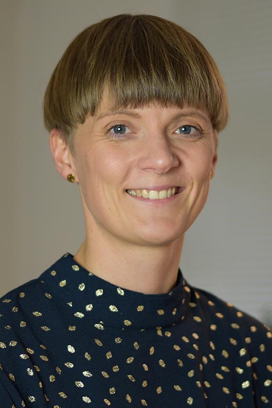 Tanja Jespersgaard Kisbye - tegnsprogstolk i TETO.nu