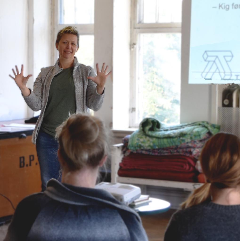 Nyheder fra TETO.nu - Faglighed og ny viden ved supervisor Charlotte Dohm