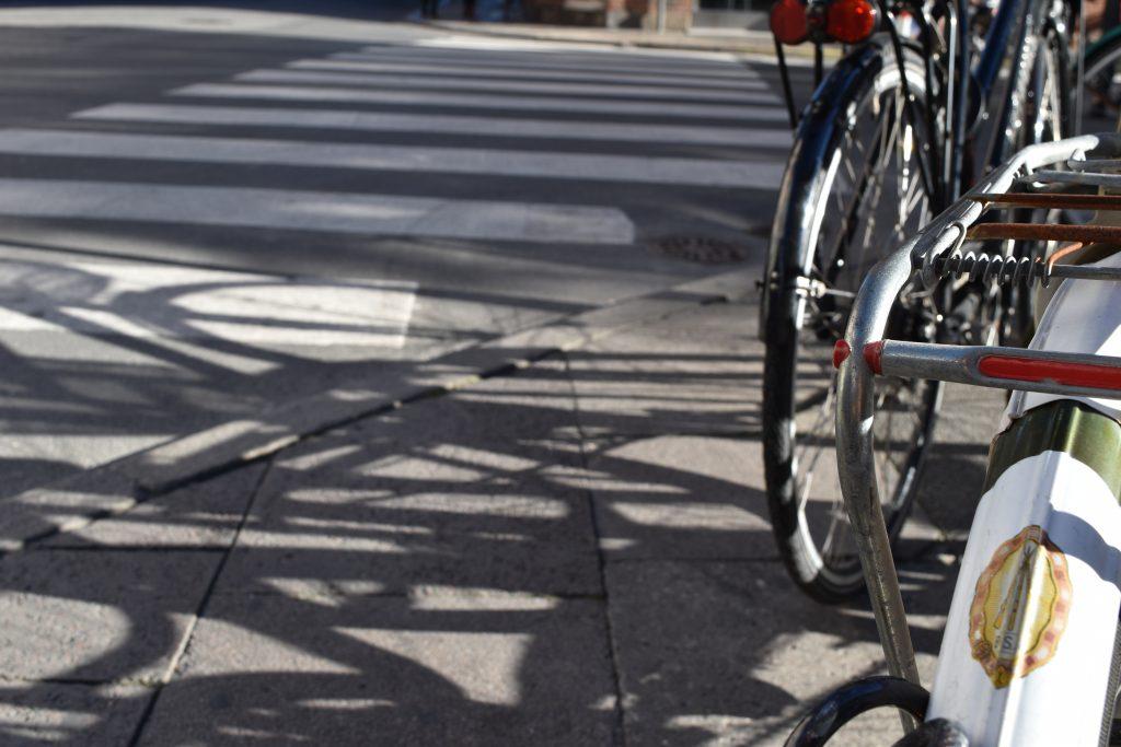 TETO.nu cykler til arbejde